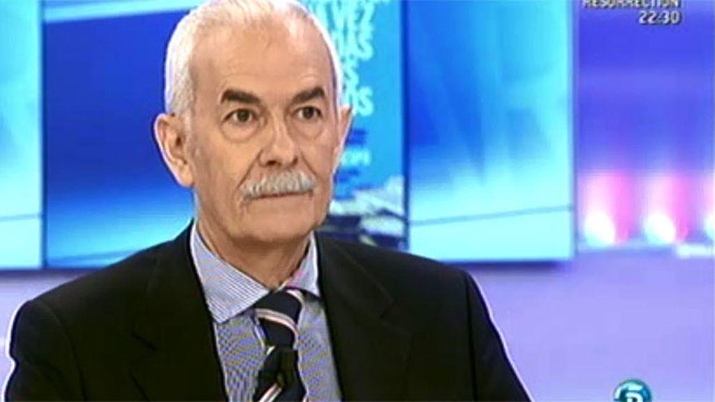 """Juan Ignacio Crespo: """"Quedan cuatro años de crisis y un golpe fuerte, una importante recesión"""""""