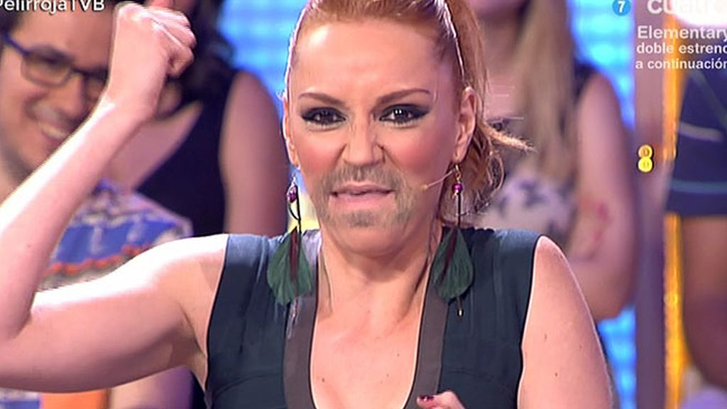 Cristina Castaño es la nueva Conchita Wurst