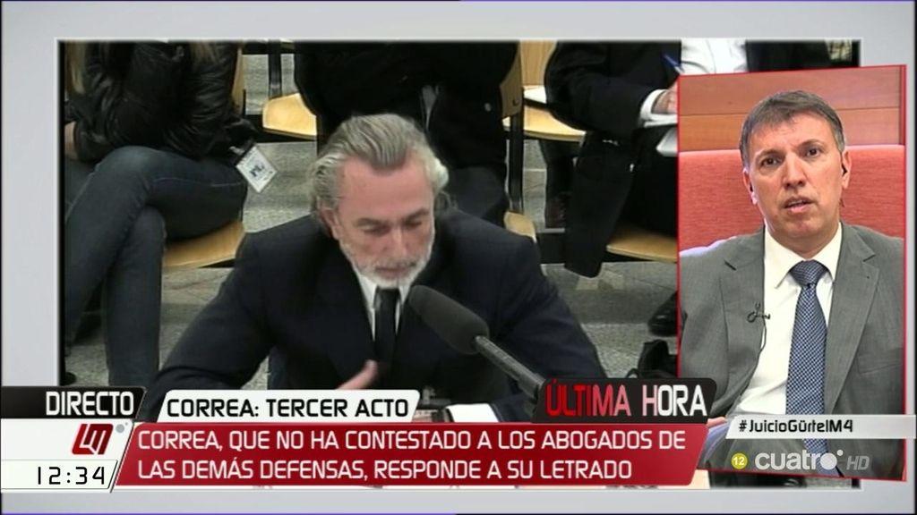 """Joaquim Bosch, de Correas:""""Hay que distinguir una injerencia legítima e ilegítima"""""""