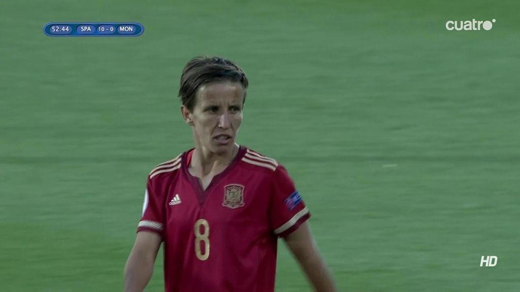 ¡Jugadón de Vero Boquete y Sonia Bermúdez hace el décimo a placer! (10-0)