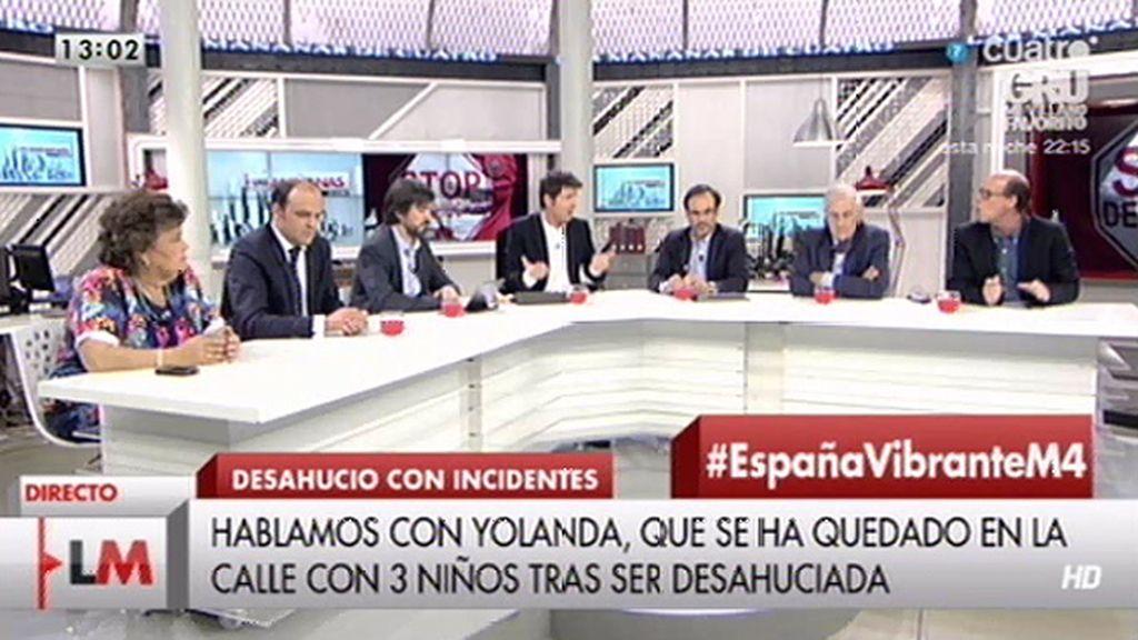 El 'pique' de Jesús Cintora y Jaime González