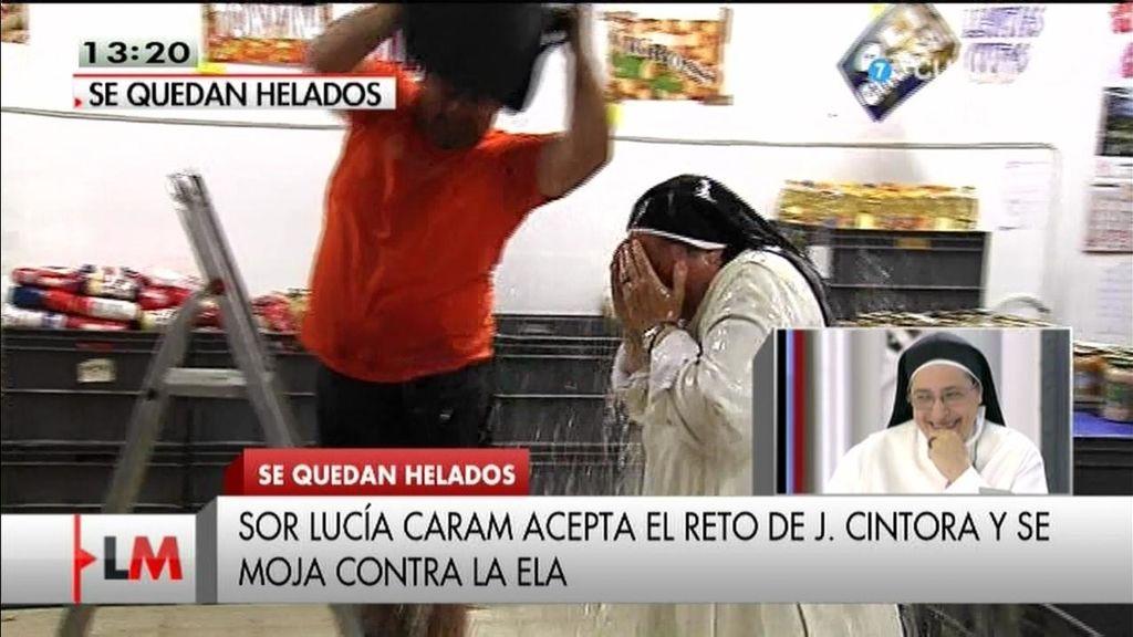 Sor Lucía se moja por el ELA y nomina a la Ministra Mato, Carlos Floriano y Luis Enrique
