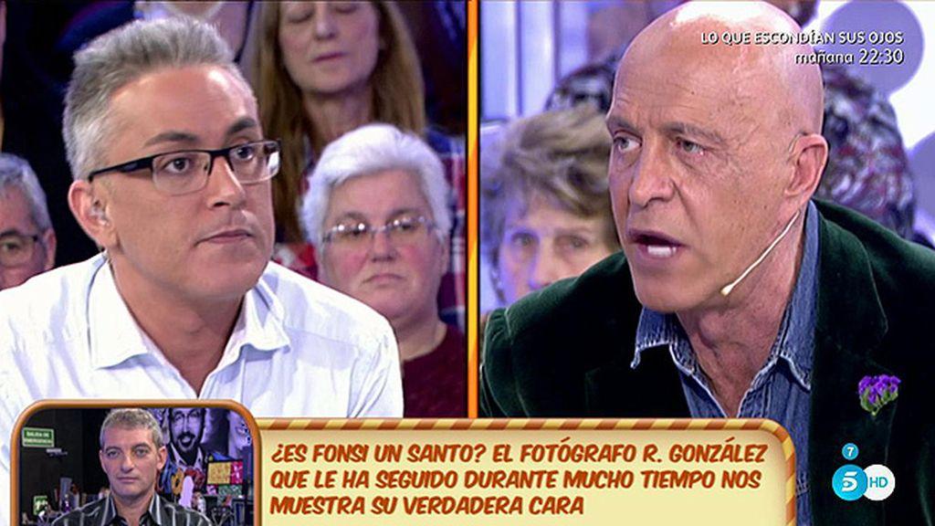 """Alba Carrillo, a Kiko Hernández: """"Fonsi me lloraba por las noches y yo le perdonaba"""""""