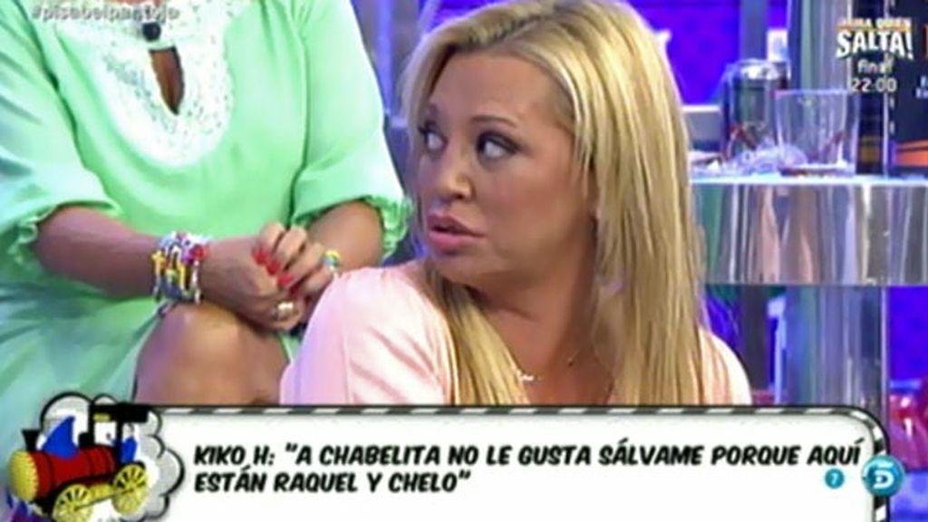 """Belén Esteban, sobre Chabelita: """"Tengo miedo de que mi Andrea cumpla 18 años"""""""