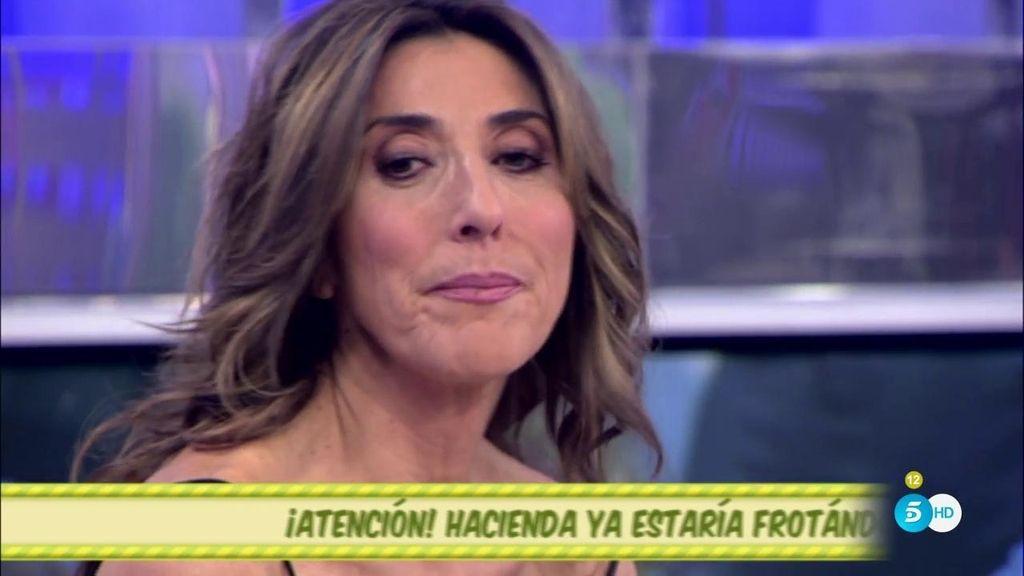 Paz Padilla se emociona con los comentarios de los espectadores sobre su boda