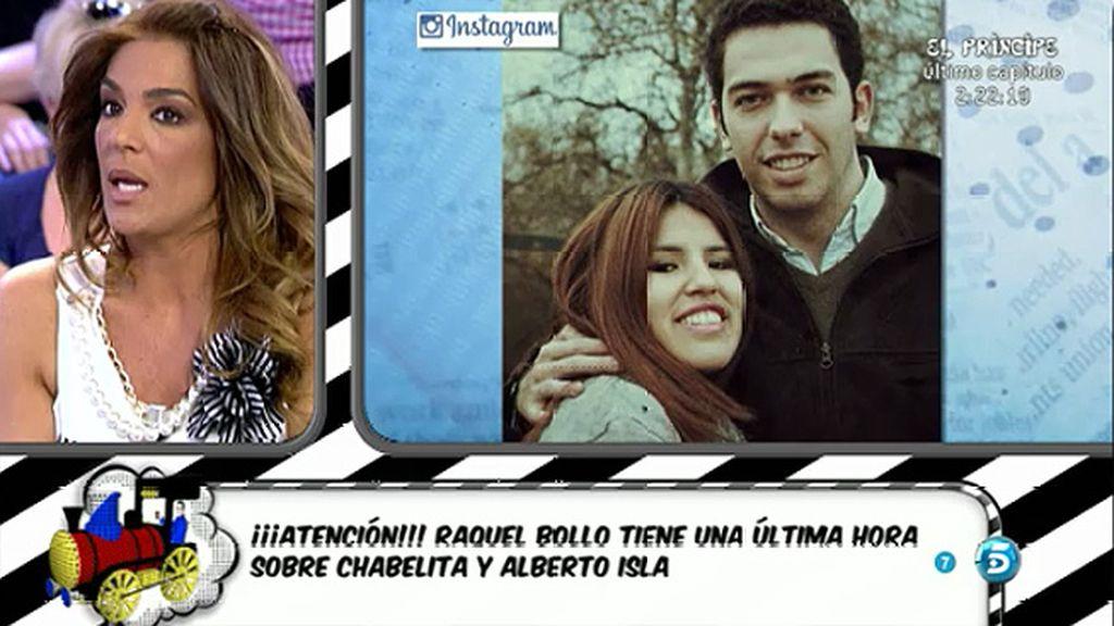Rossi no tenía permiso para mostrar los mensajes de Alberto Isla, según Raquel Bollo