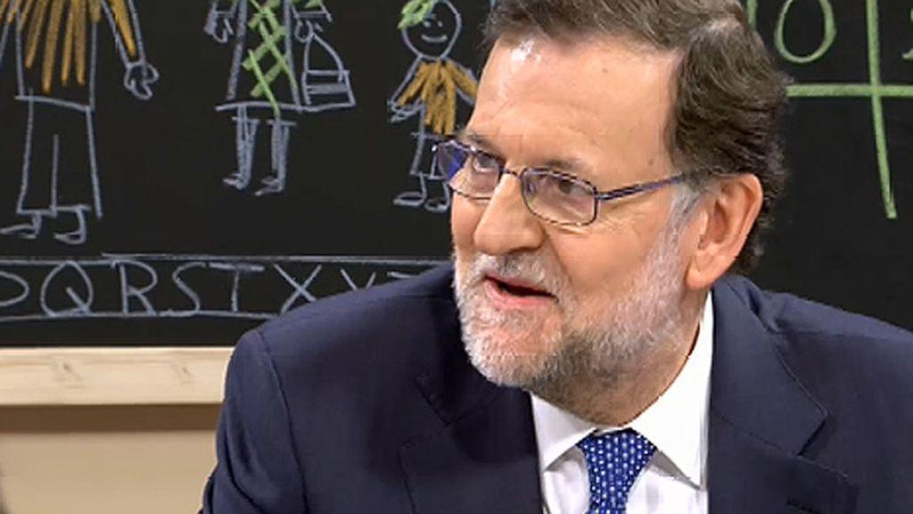 """Timi recomienda a Rajoy pactar con Iglesias y él dice: """"Sería una cosa bastante notable"""""""