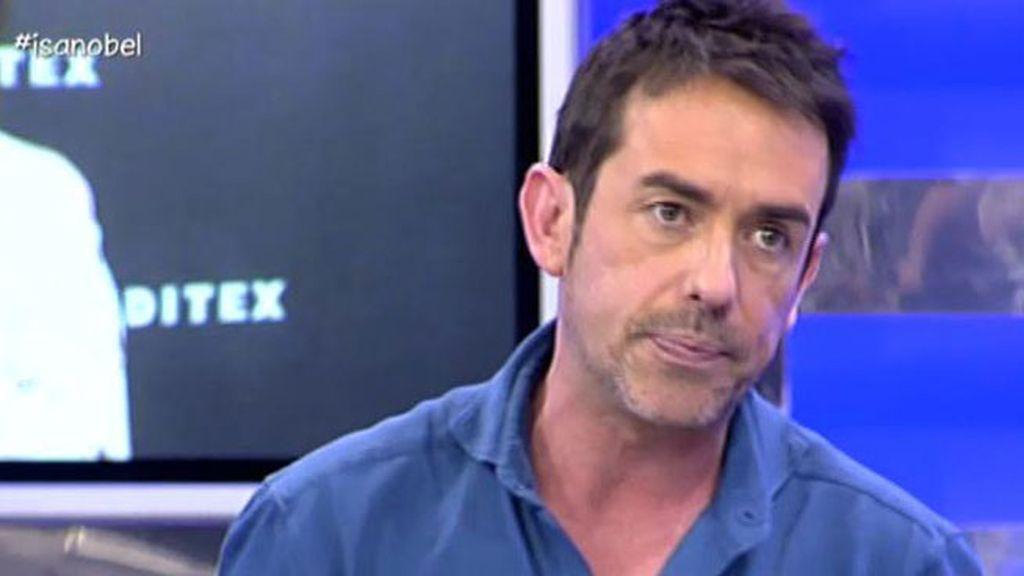 """Jesús Manuel: """"Patricia Llosa quiere el 50% y una pensión de compensación"""""""