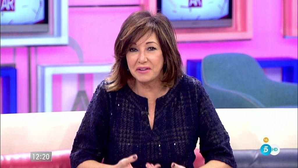 """Los consejos de Ana Rosa a Alba: """"Todo pasa y hay que pasarlo lo mejor posible"""""""
