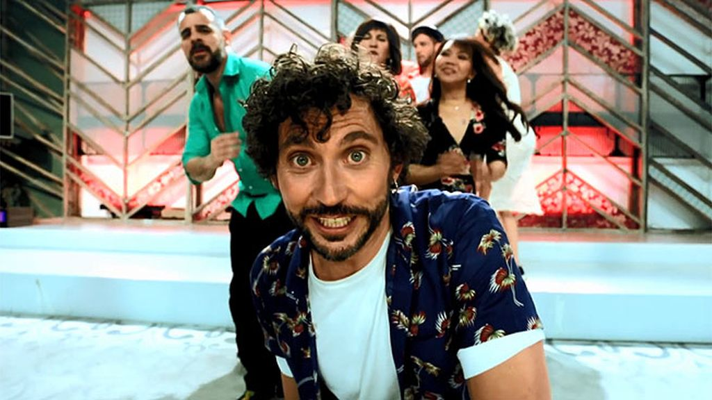 Así se baila el 'Kiki' de Paco León