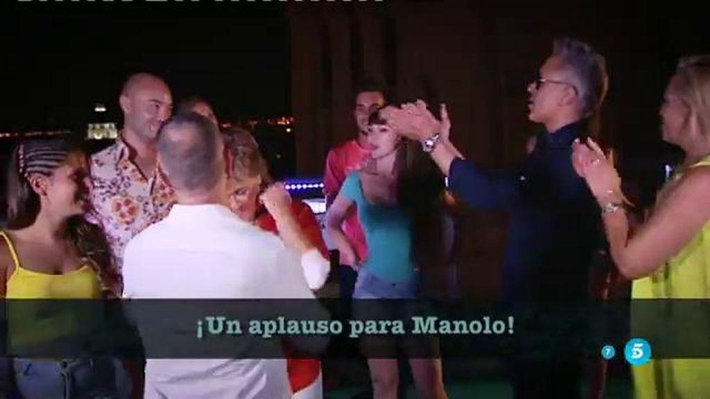 'Diario Che' en la grabación del videoclip del hit del verano: 'Sandovalízate'