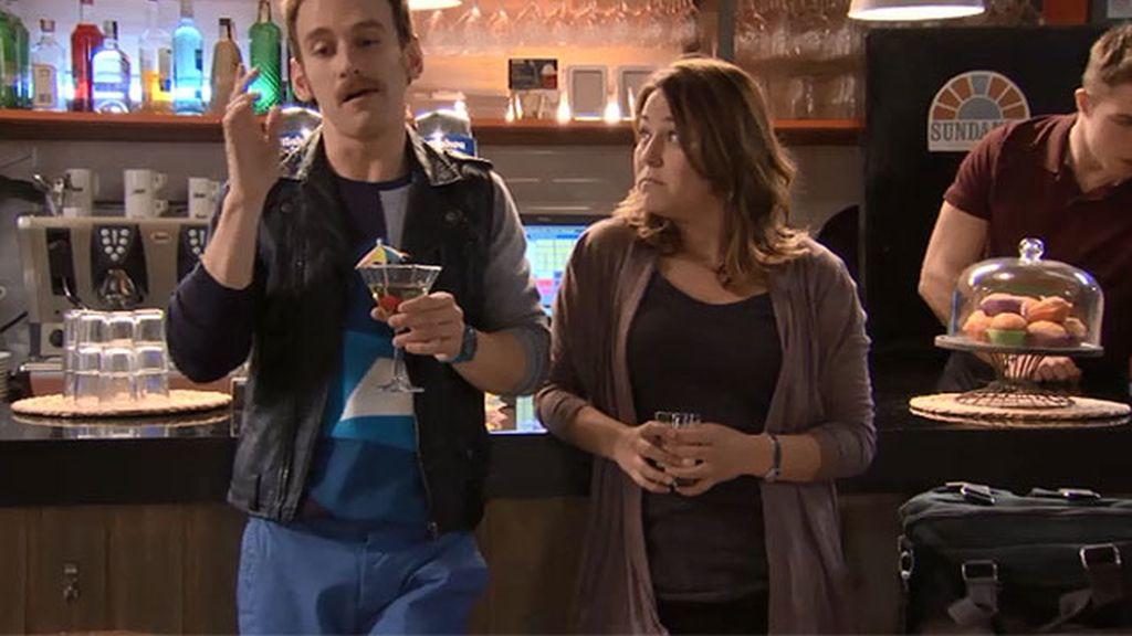 """Lucía, a Miguel: """"Desde que te ha dejado Fabio, estás insoportable"""""""