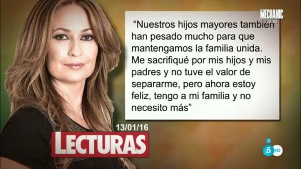 """Olvido H.: """"Hay un hombre famoso en Telecinco que quiere quedar conmigo"""""""