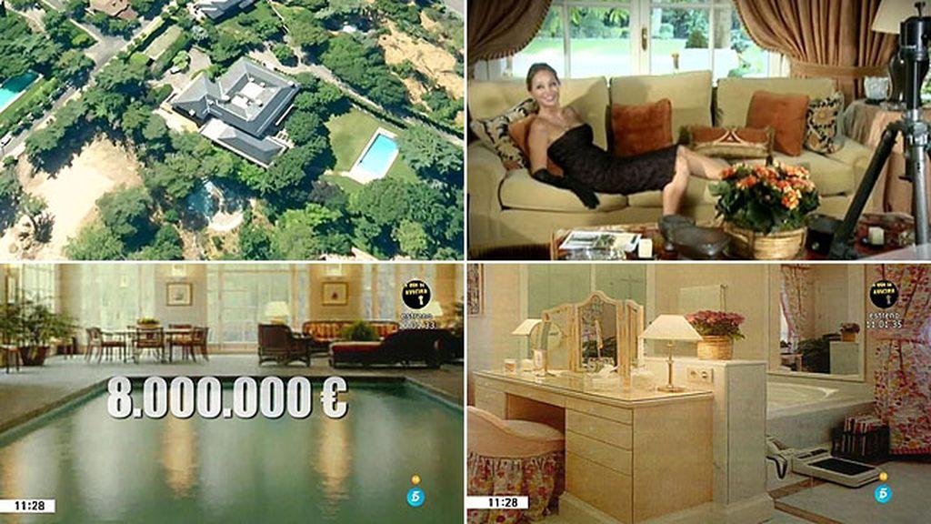 As es 39 villa meona 39 la mansi n de i preysler for Villa casa mansion la cima acapulco