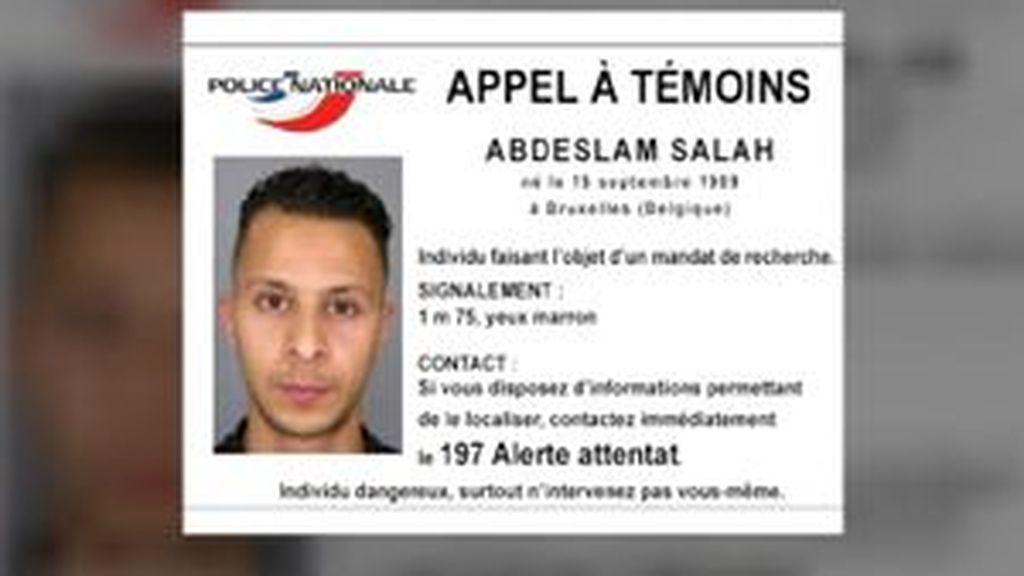 El itinerario del terrorista huido