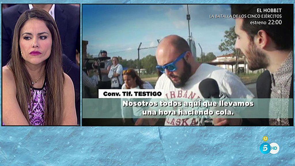 Kiko Rivera la lía en urgencias, según un testigo