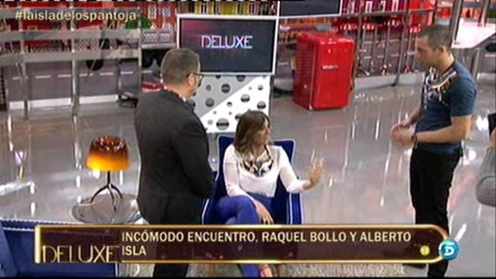 """Raquel Bollo, en su encuentro más tenso con Alberto Isla: """"Eres un sinvergüenza"""""""