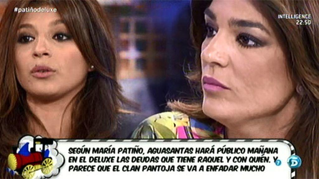 """Raquel Bollo, sobre Aguasantas: """"Ya no entro en este juego, ella no va a parar"""""""