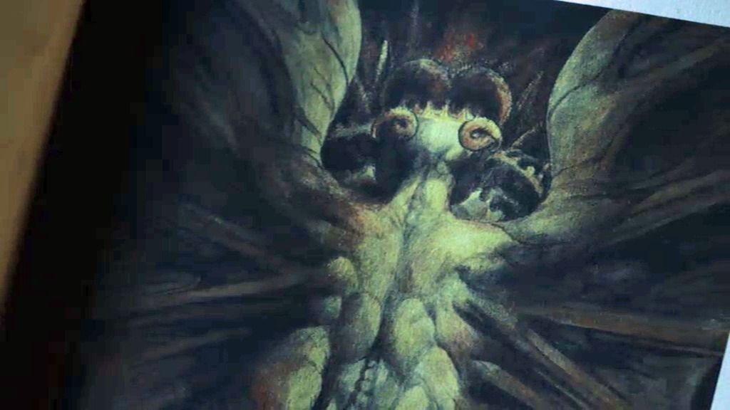 """Ichabod, a Abbie: """"Es la criatura que controla al jinete y ahora sabemos cómo se llama"""""""