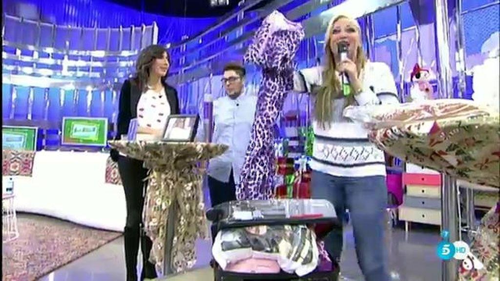 Belén Esteban le regala a Sema su pijama de la suerte de 'GH VIP'