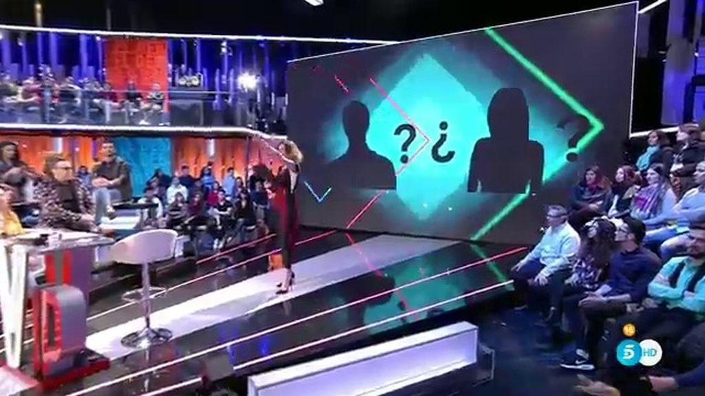 Sandra desvela las pistas de los cuatro aspirantes a entrar en la casa de 'GH VIP'