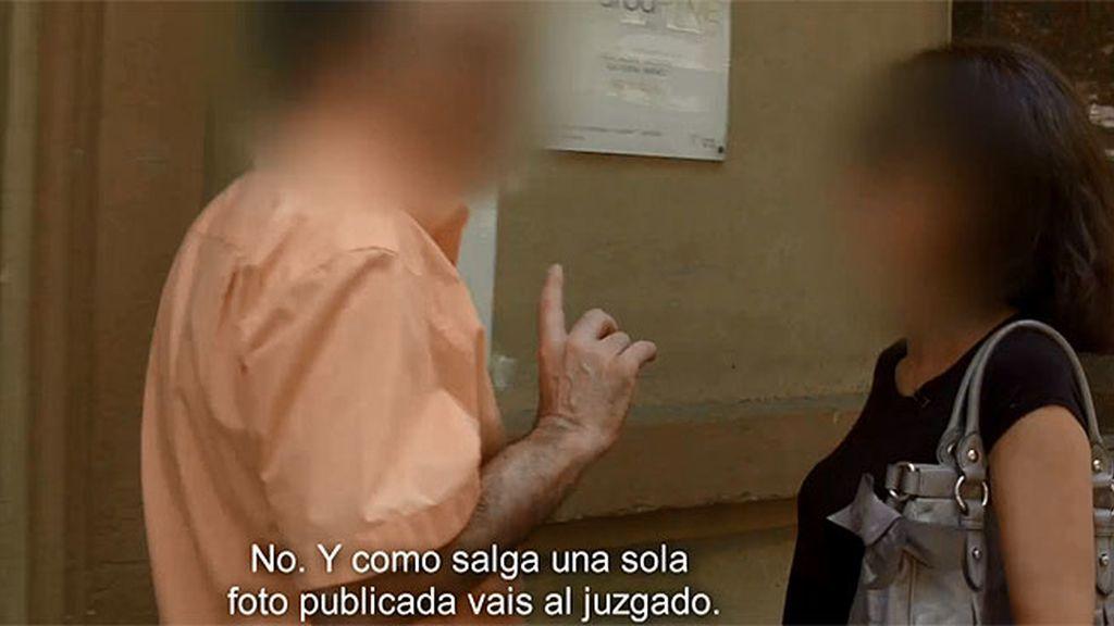 """Juan, presunto pederasta: """"No me parece normal quedar con una menor, pero lo hago"""""""