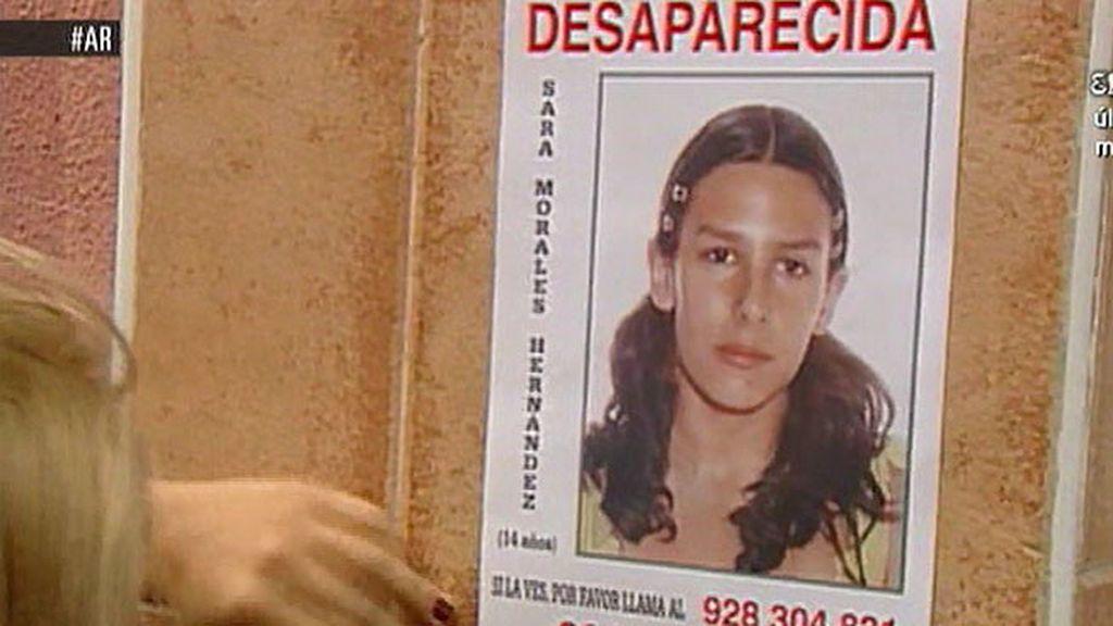 Detenida una persona que señala a la tía de Sara Morales como responsable de la desaparición