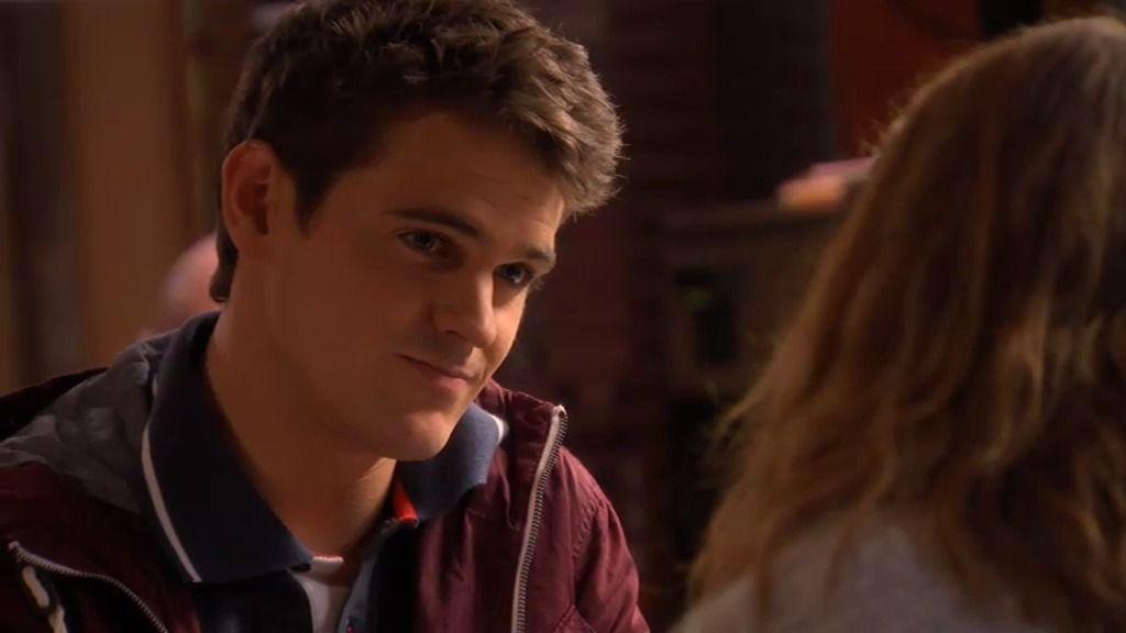 """Víctor, a Lucía: """"Si tuviera diez años más, me casaría contigo"""""""