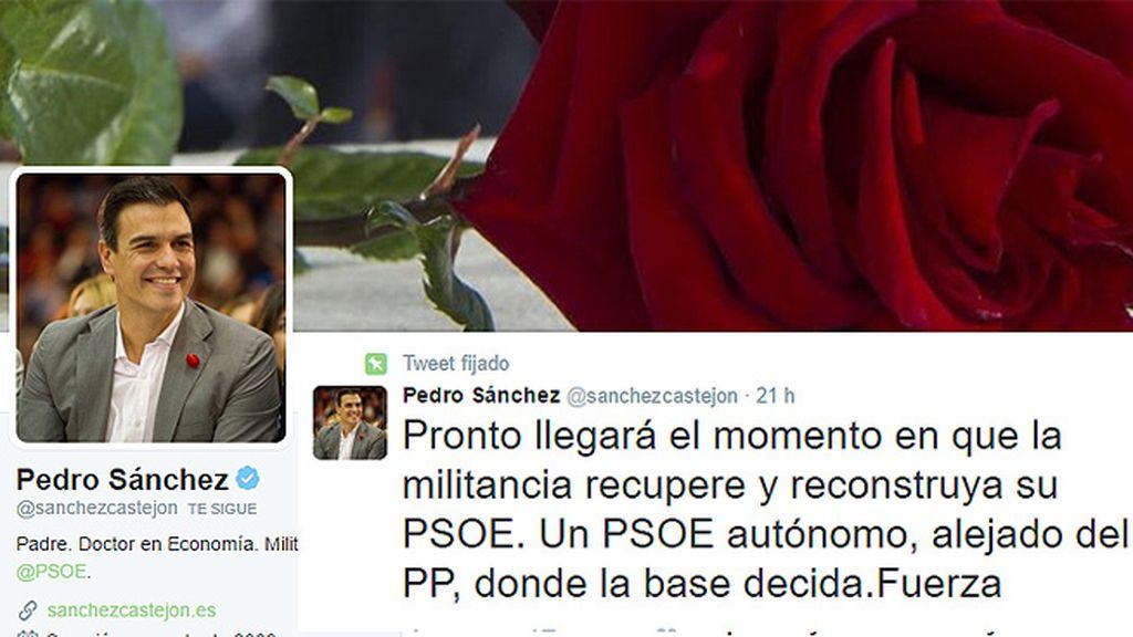La reacción en redes a la decisión del PSOE