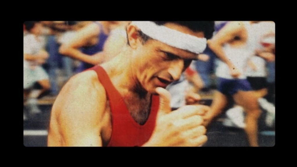 """L.R. Marcos: """"Los que corremos el maratones somos más neuróticos que los que no corren"""""""