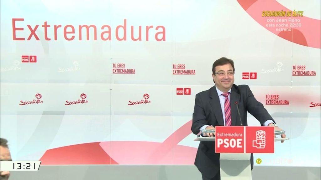 División de puntos de vista en el PSOE