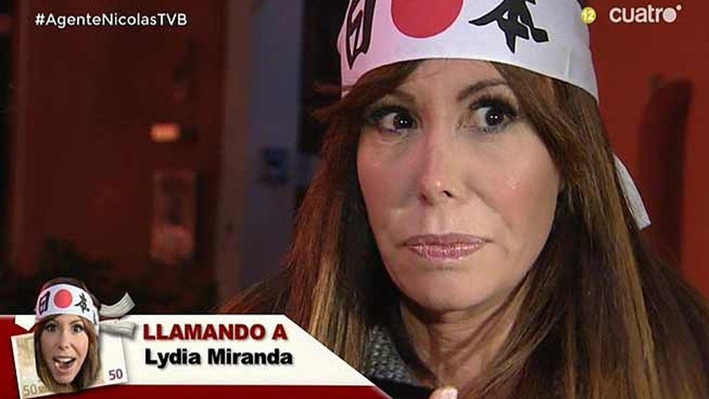 """Lara Dibildos, a Lydia Miranda: """"Me gusta mucho, me pones y estoy muy confusa"""""""