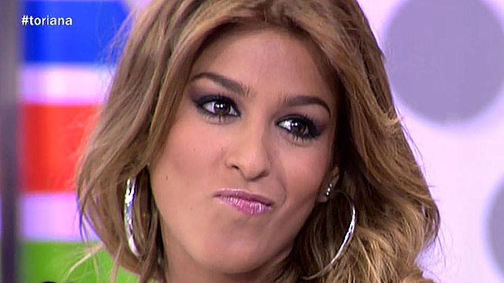 """Oriana confirma que se besó con Adrián, de 'GH 14': """"El chaval se me lanzó"""""""