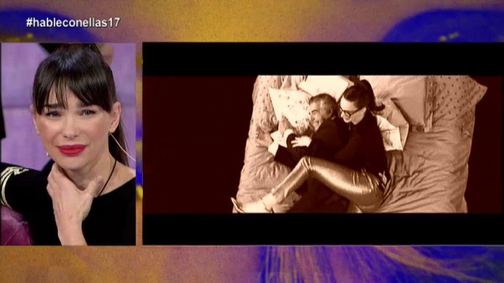 El vídeo-homenaje a Beatriz Montañez del equipo de 'Hable con ellas en Telecinco'