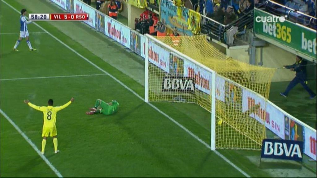 Gol de Moi (Villarreal 5-0 Real Sociedad)