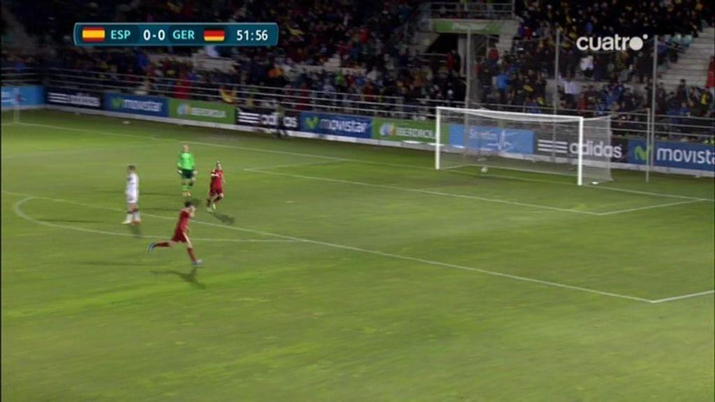 Gol de Morata (España 1-0 Alemania)
