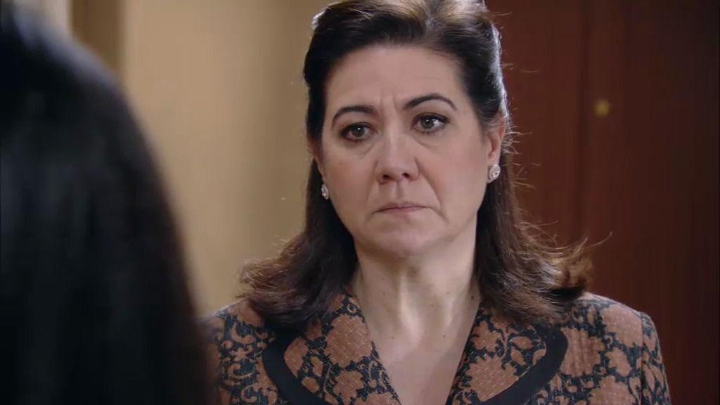 """Carmen, a Martina: """"Bornay también le dijo a tu tía Lidia que era el amor de su vida"""""""