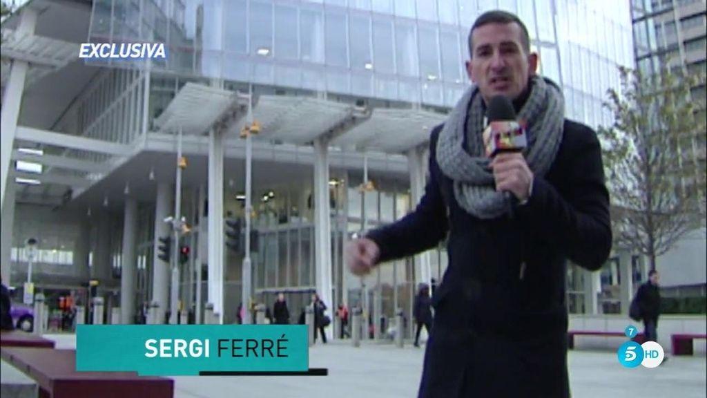 Sergi Ferré descubre que la empresa de Juan Camus no se encuentra en 'The Sard'