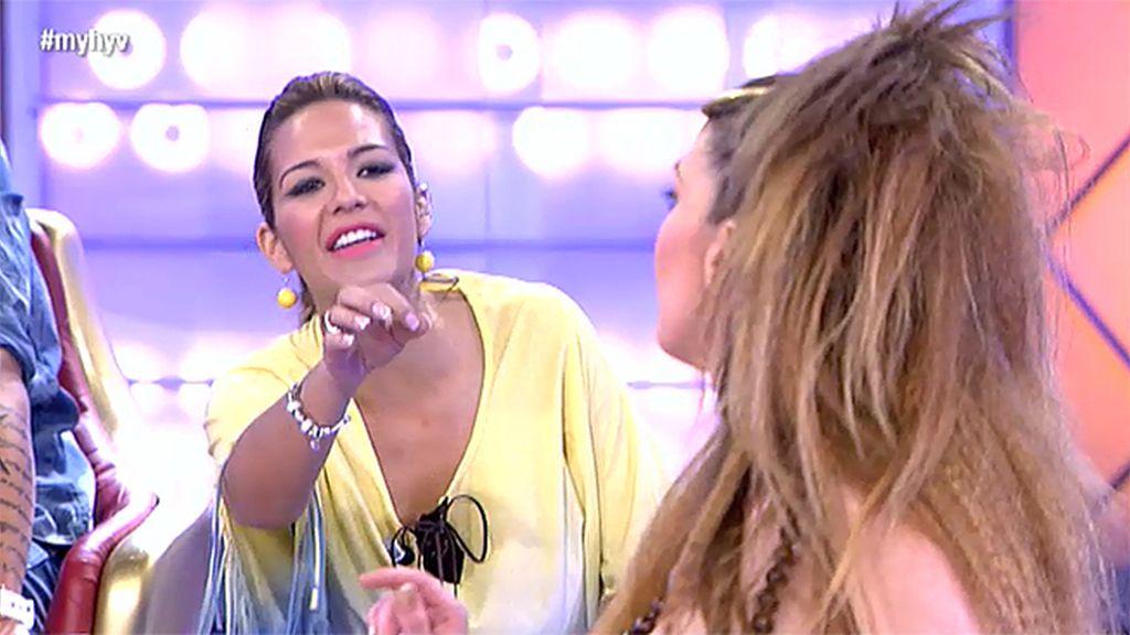 """Tamara, a Shaila: """"He dicho que además eres fea, pero yo también lo soy"""""""