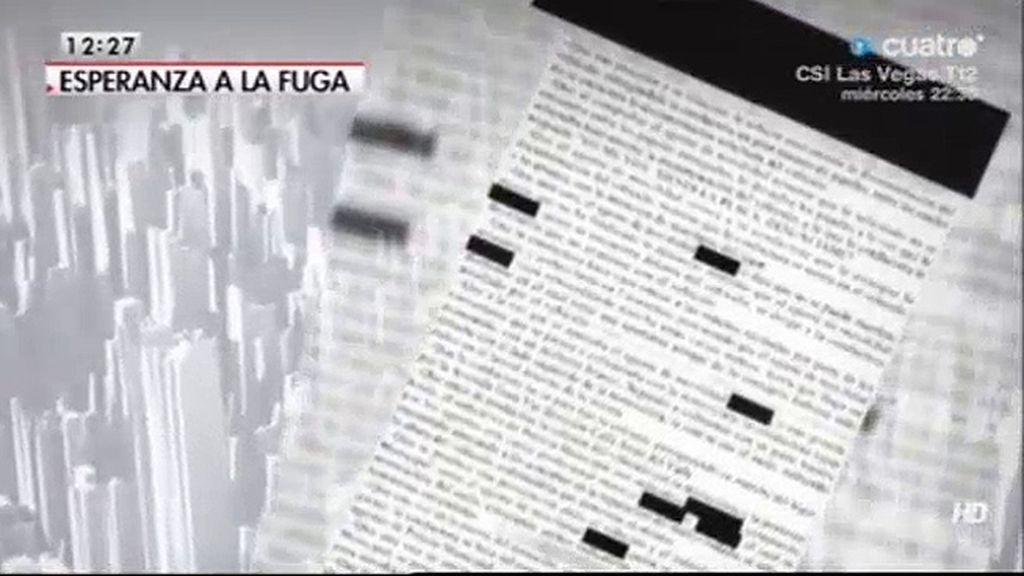 La denuncia presentada por los agentes de movilidad que multaron a Esperanza Aguirre