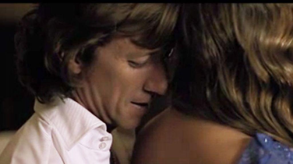 ¿Nuevo amor de videoclip? En exclusiva, el 'alto voltaje' de Colate y Patricia Martínez