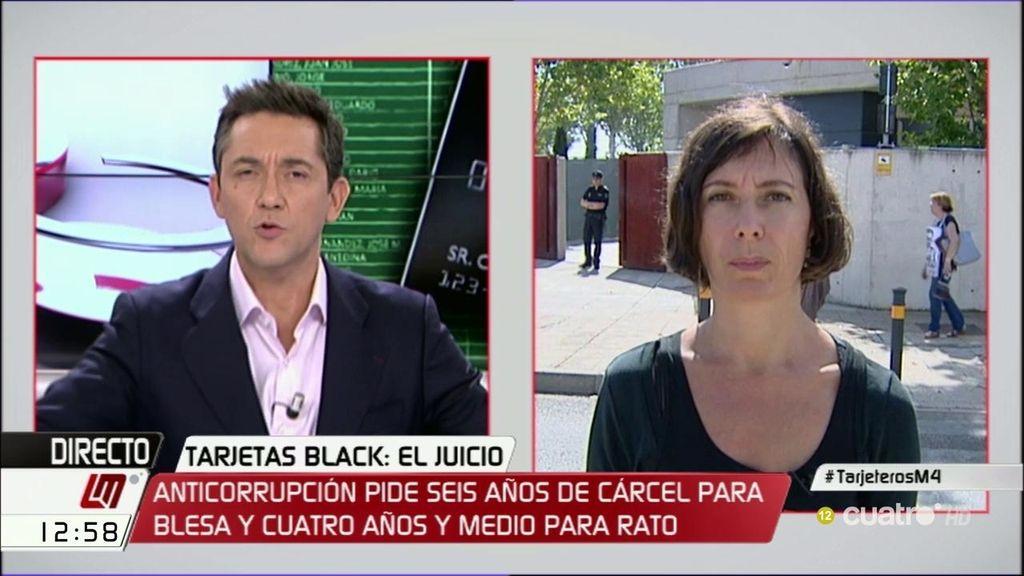 """Simona Levi: """"Con las tarjetas black se compraban también voluntades"""""""