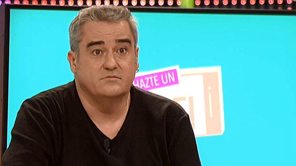 A Juan Carlos le diagnosticaron que era seropositivo por error