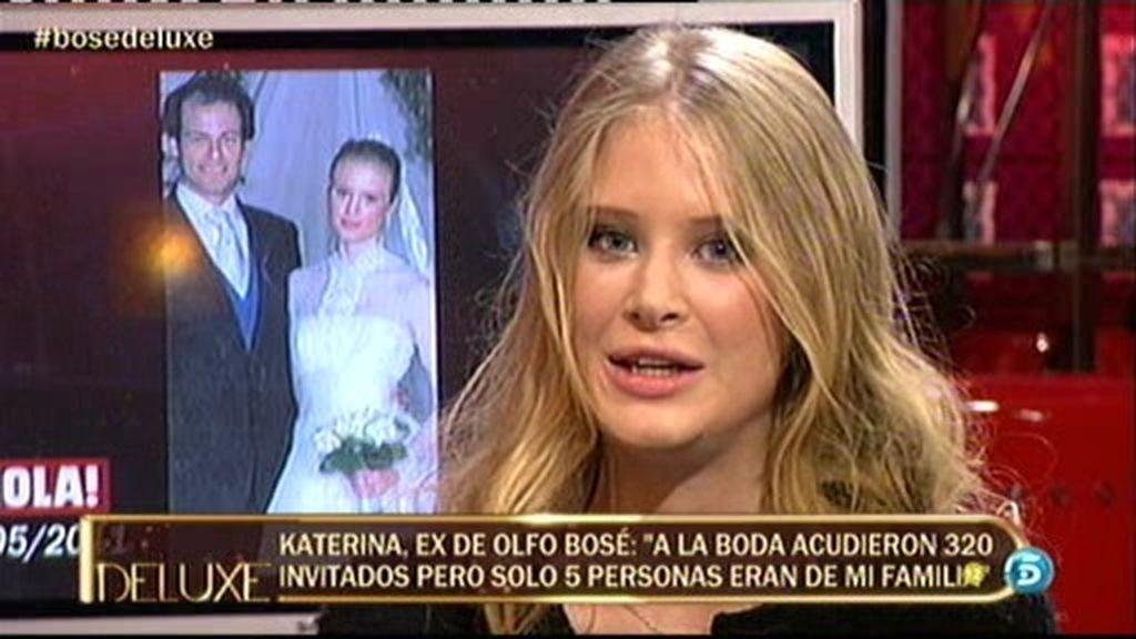 """Katrina: """"Olfo vio nuestra boda como una vía para ganar dinero y promocionarse"""""""