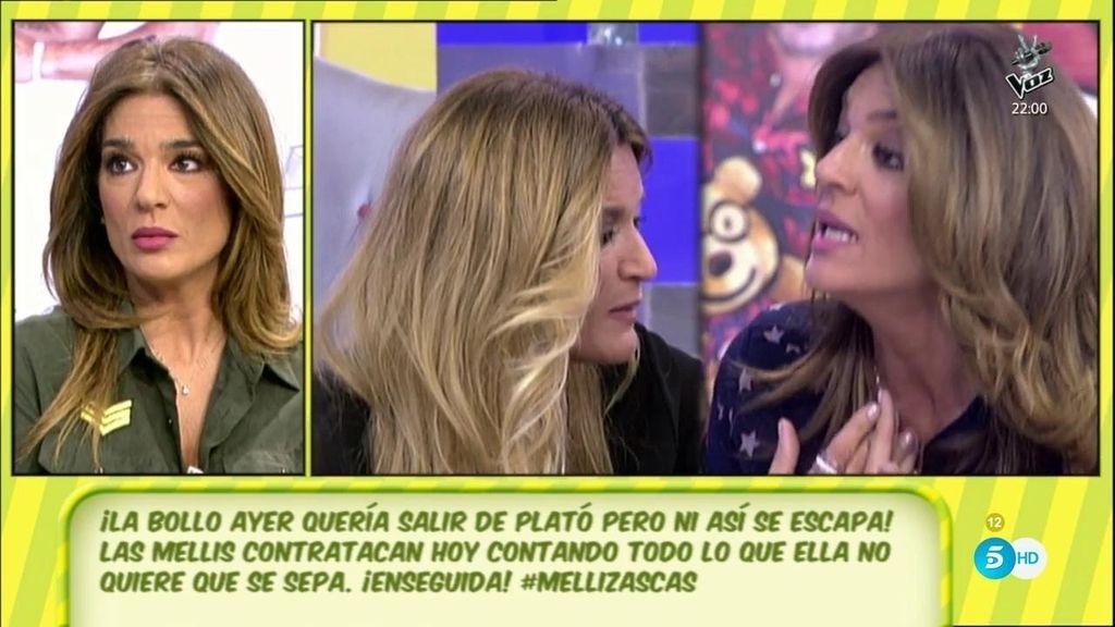 """Raquel Bollo, sobre Las Mellis: """"Quieren una guerra pública"""""""