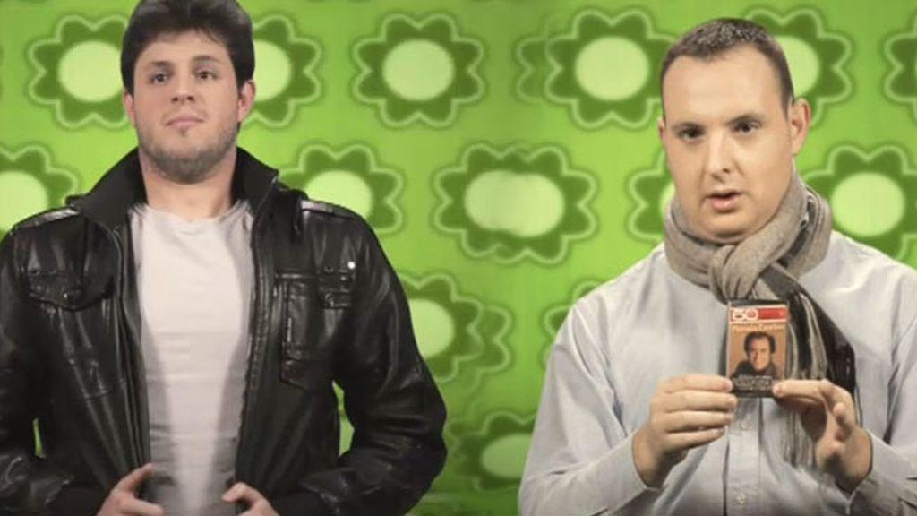 Un experto en beatbox y un fan de Manolo Escobar, ambos muy 'simpáticos'