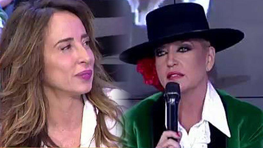 Lydia Lozano se batirá en un duelo de baile con María Patiño