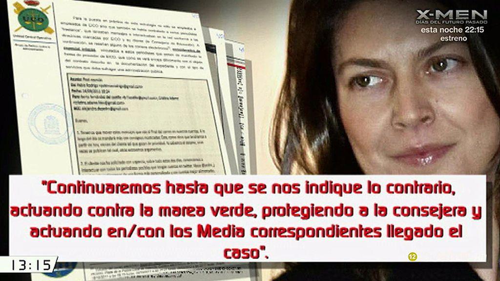 'Los emails de la vergüenza': el PP madrileño batalló a la marea verde con dinero público