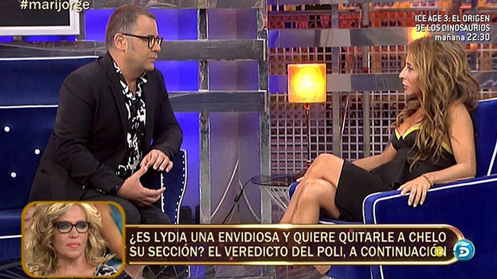 """María Patiño: """"Siento que me estoy desnudando demasiado y me pasa factura"""""""