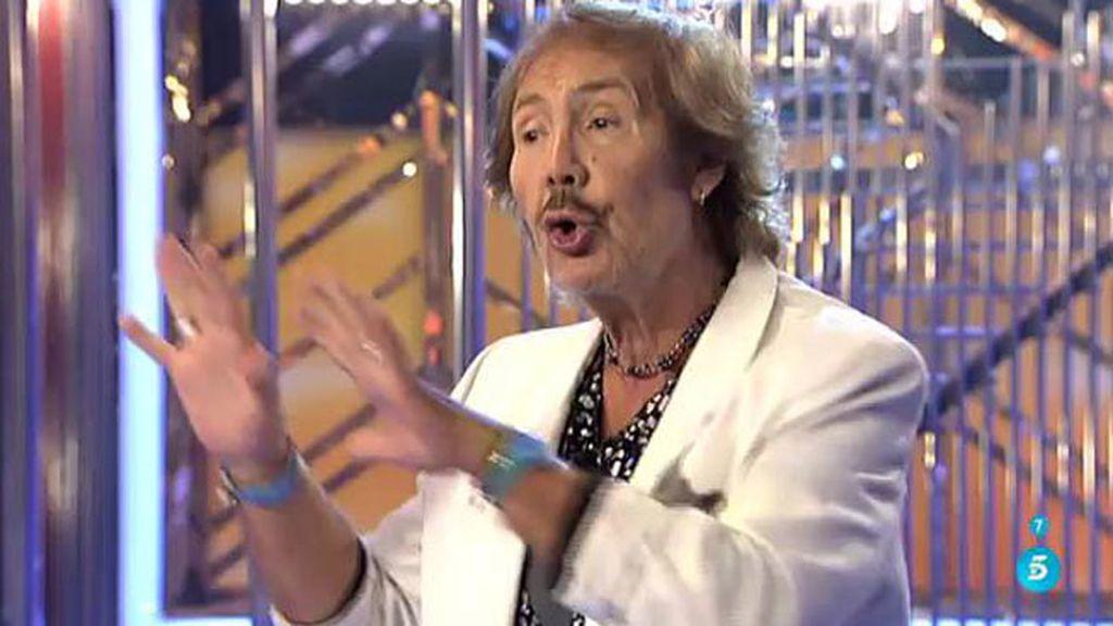 """Pablo Sebastian: """"Me bautizo y decreto que a partir de ahora soy el pianista del pueblo"""""""
